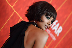 amfAR Gala Los Angeles 2018. Wallis Annenberg Center for the Performing Arts, Beverly Hills, California. EVENT October 18, 2018. 18 Oct 2018 Pictured: Kat Graham. Photo credit: AXELLE/BAUER-GRIFFIN / MEGA TheMegaAgency.com +1 888 505 6342