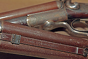 Matched Pair of .577 Rodda Howdah Pistols with consecutive serial numbers