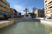 Founders Square, Rothschild Boulevard, Tel Aviv, Israel In memory of the 69 people who founded Tel Aviv in 1909.