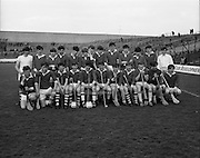03/05/1970<br /> 05/03/1970<br /> 3 May 1970<br /> National Schools Hurling Final: Cork v Offaly at Croke Park, Dublin. <br /> The Cork team that wone the National Schools Hurling Final.