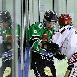 20150227: SLO, Ice Hockey - EBEL League 2014/15, HDD Telemach Olimpija vs HC TWK Innsbruck