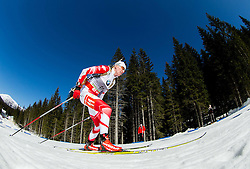 GWIZDON Magdalena of Poland competes during Women 10 km Pursuit competition of the e.on IBU Biathlon World Cup on Saturday, March 8, 2014 in Pokljuka, Slovenia. Photo by Vid Ponikvar / Sportida