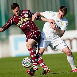 20140309: SLO, Football - Prva liga Telekom Slovenije, ND Triglav vs NK Zavrc