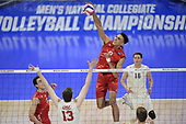 Apr 30, 2019-Volleyball-NCAA Championships-Lewis vs Southern California