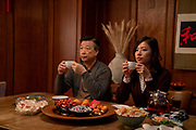 Tzi Ma and Christine Koh in Tigertail directed by Alan Yang