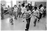 Arlington Heights Elementary, Los Angeles, California, USA.
