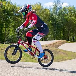 05-05-2020: Wielrennen: BMX KNWU: Papendal <br />Merel Smulders
