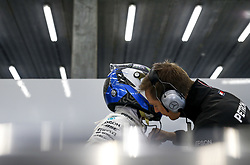 August 24, 2018 - Spa-Francorchamps, Belgium - Motorsports: FIA Formula One World Championship 2018, Grand Prix of Belgium, ..#77 Valtteri Bottas (FIN, Mercedes AMG Petronas Motorsport) (Credit Image: © Hoch Zwei via ZUMA Wire)