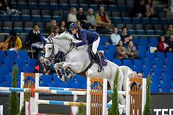 Fernandez Saro Manuel, ESP, Cuidam<br /> Stuttgart - German Masters 2018<br /> © Hippo Foto - Stefan Lafrentz