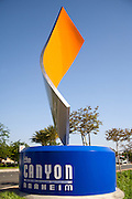 Anaheim Canyon Business Center Monument