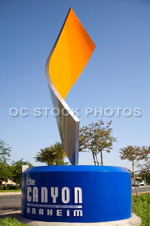 Anaheim Canyon Business Center Monument