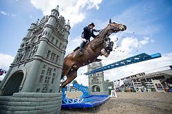 Funnell William, GBR, Billy Fanta<br /> Rolex Grand Prix Jumping<br /> Royal Windsor Horse Show<br /> © Hippo Foto - Jon Stroud