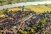 Binnensteden l Oostburg, Hengelo, Rhenen en Nijmegen l Town centre