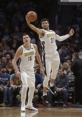 Nuggets v Wizards - 23 October 2017