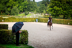 Zweistra Thamar, NED, Hexagon's Double Dutch<br /> WK Ermelo 2019<br /> © Hippo Foto - Sharon Vandeput<br /> 2/08/19