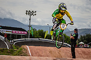 #68 (BUCHANAN Caroline) AUS at the 2016 UCI BMX World Championships in Medellin, Colombia.