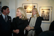 CHARLENE DE GANAY; CARINNA COOPER, Anthony Souza: photographs from W.E. (directed by Madonna) and personal works from India. Little Black Gallery. Kensington. London. 13 December 2011.