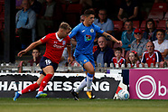 York City FC 1-0 Stockport County FC 7.8.18