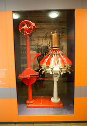 Riley Auto Low Pressure Bottle Filler c1890. Robin Barr and Jonathan Kemp (Commercial Director) at A. G. Barr, who are planning an announcement next week regarding Irn Bru glass bottles.