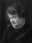 Aimee Letnikof, artist, 1920