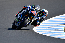 October 26, 2018 - Melbourne, Victoria, Australia - Italian rider Francesco Bagnaia (#42) of SKY Racing Team VR46 in action during day 2 of the 2018 Australian MotoGP held at Phillip Island, Australia. (Credit Image: © Theo Karanikos/ZUMA Wire)