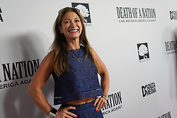Courtenay Turner at Death Of A Nation Los Angeles Premiere held at Regal L.A. Live: A Barco Innovation Center on July 31, 2018 in Los Angeles, California, United States (Photo by Jc Olivera for Jade Umbrella)