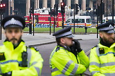 2017-03-23 Westminster terror attack - aftermath