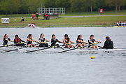 Race: 74  W J16 8+  Heat A<br /> <br /> Wallingford Regatta 2018<br /> <br /> To purchase this photo, or to see pricing information for Prints and Downloads, click the blue 'Add to Cart' button at the top-right of the page.