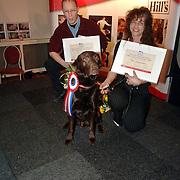 NLD/Baarn/20060125 - Hills afslankwedstrijd voor honden en katten, winnaar bij de honden