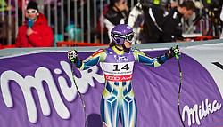 08.02.2011, Kandahar, Garmisch Partenkirchen, GER, FIS Alpin Ski WM 2011, GAP, Lady Super G, im Bild Tina MAZE (SLO) // Tina MAZE (SLO) during Women Super G, Fis Alpine Ski World Championships in Garmisch Partenkirchen, Germany on 8/2/2011, 2011, EXPA Pictures © 2011, PhotoCredit: EXPA/ J. Feichter