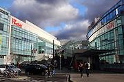 Westfield Shopping Centre, Shepherd's Bush, West London