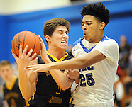 Archbishop Wood at Conwell Egan Basketball