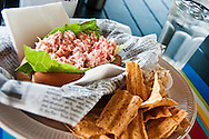 The perfect Lobster Roll - A New Brunswick Canada Favourite meal