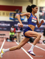 2020 USATF Indoor Championship<br /> Albuquerque, NM 2020-02-15<br /> photo credit: © 2020 Kevin Morris<br /> womens high jump