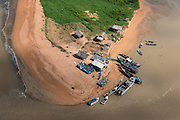 Waini Point<br /> North West GUYANA<br /> South America
