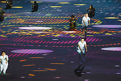 Opening Ceremony <br /> Olympic Games Tokyo 2021<br /> © Hippo Foto - Dirk Caremans<br /> 23/07/2021