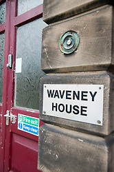 Waveney House Mexbrough the former police house has a planning aplication to turn it into flats<br /> <br /> 121341<br /> <br /> 15 August 2012<br /> Image © Paul David Drabble