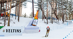 24.02.2017, Lahti, FIN, FIS Weltmeisterschaften Ski Nordisch, Lahti 2017, Nordische Kombination, Langlauf, im Bild Eric Frenzel (GER) // Eric Frenzel of Germany during Cross Country of Nordic Combined competition of FIS Nordic Ski World Championships 2017. Lahti, Finland on 2017/02/24. EXPA Pictures © 2017, PhotoCredit: EXPA/ JFK