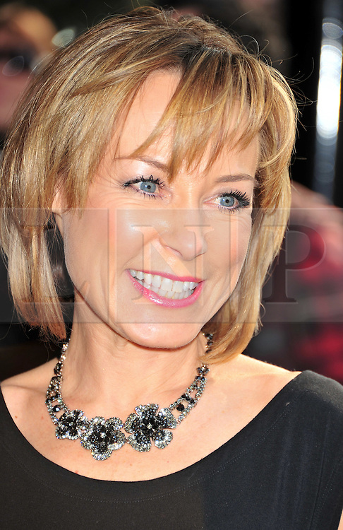 © under license to London News Pictures. 08/03/11.Sian Williams Red carpet arrivals for the 2011 TRIC (The Television & Radio Industries Club) Awards at Grosvenor House Hotel  London . Photo credit should read ALAN ROXBOROUGH/LNP