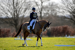 Zara Tindall riding Class Affair competes at the Land Rover Gatcombe Horse Trials, on Gatcombe Park, Gloucestershire.