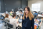 Rachel Spiegelman, president of ad agency Pitch.