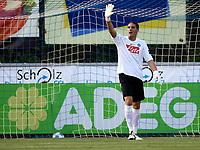 Fotball<br /> Italia<br /> 20.07.2009<br /> Foto: Gepa/Digitalsport<br /> NORWAY ONLY<br /> <br /> Bild zeigt Nicolas Navarro (Napoli)