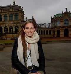 19-01-2014 VOLLEYBAL: REPORTAGE MYRTHE SCHOOT: DRESDEN<br /> Myrthe Schoot, de libero van het Nederlands team en Dresden.<br /> ©2014-FotoHoogendoorn.nl