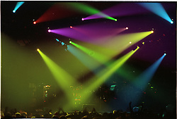 The Grateful Dead and Candace's Big Lights During Space at the Nassau Coliseum, Uniondale NY, 30 March 1990