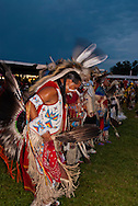 Crow Fair, powwow, Traditional Dancer, Crow Indian Reservation, Montana