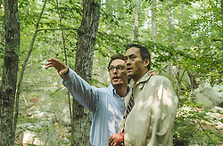 RELEASE DATE: August 26, 2016<br />TITLE: The Sea of Trees<br />STUDIO: Waypoint Entertainment<br />DIRECTOR: Gus Van Sant<br />PLOT: A suicidal American befriends a Japanese man lost in a forest near Mt. Fuji and the two search for a way out<br />STARRING:  Matthew Mcconaughey, Naomi Watts, Ken Watanabe<br />(Credit Image: ? Waypoint Entertainment/Entertainment Pictures/ZUMAPRESS.com)