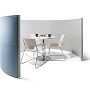 ERA office screen furniture product photography, photographed in the Hype photography studio for advertising purposes.