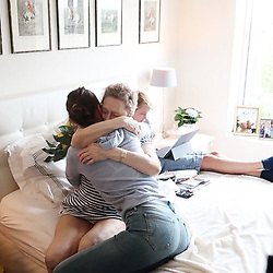 """Bella Hadid releases a photo on Instagram with the following caption: """"Nothing will ever beat this love\ud83d\ude23\u2764\ufe0f I took off of work for the past 3 days to surprise my beautiful Oma in Holland on her birthday. She is going through the hardest struggle of her life battling cancer again but I know for a fact she is the strongest woman i have ever met. Today is my last day with my family here in Holland and the last thing I want to do is leave...But I will, so I can work my hardest and come back soon\u2764\ufe0f\ud83d\udc69\u200d\u2764\ufe0f\u200d\ud83d\udc69I love you @ansvandenherik @herik000 @joannvdherik @lizzyvdherik @ianvdherik @yolanda.hadid Times like these are so important to me and I wouldn't give them up for the world\ud83c\udf0e Happy birthday Oma...Thank you for birthing and raising my perfect mother into the woman she is today\ud83e\udd8b #FamilyFirst #Eachothersfavorite"""". Photo Credit: Instagram *** No USA Distribution *** For Editorial Use Only *** Not to be Published in Books or Photo Books ***  Please note: Fees charged by the agency are for the agency's services only, and do not, nor are they intended to, convey to the user any ownership of Copyright or License in the material. The agency does not claim any ownership including but not limited to Copyright or License in the attached material. By publishing this material you expressly agree to indemnify and to hold the agency and its directors, shareholders and employees harmless from any loss, claims, damages, demands, expenses (including legal fees), or any causes of action or allegation against the agency arising out of or connected in any way with publication of the material."""