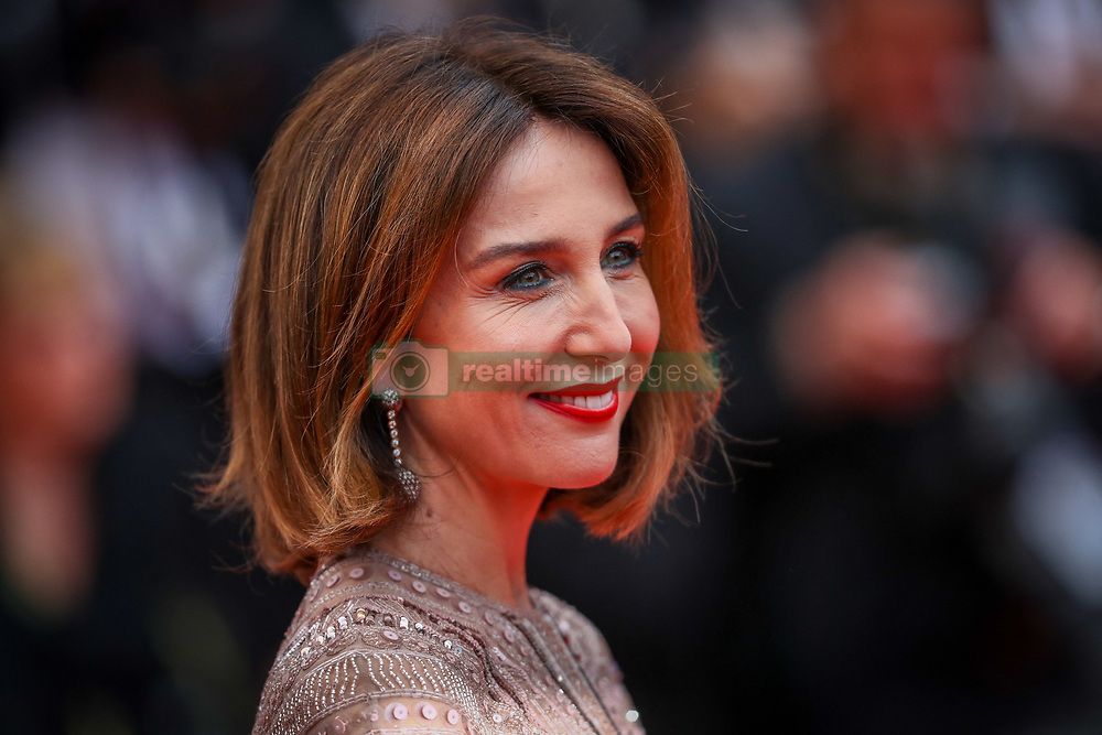 Elsa Zylberstein attends the screening of A Hidden Life (Une Vie Cachee) during the 72nd annual Cannes Film Festival on May 19, 2019 in Cannes, France. Photo by Shootpix/ABACAPRESS.COM