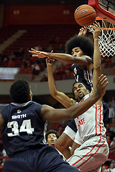 16 November 2014:   during an NCAA non-conference game between the Utah State Aggies and the Illinois State Redbirds.  The Aggies win the competition 60-55 at Redbird Arena in Normal Illinois.
